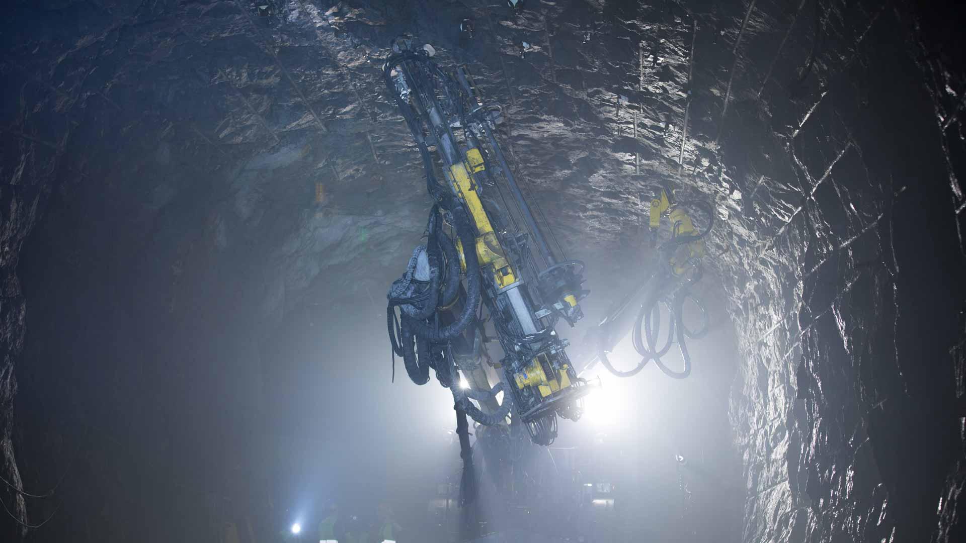 weber mining hard rock
